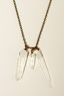 Quartz-crystal-thrifted-modern-necklace