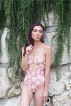 bathing suit Elle Jay suit