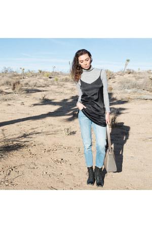 hobo bag Alexandra Clancy bag - Verité dress