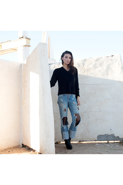 sweater Joes Jeans sweater - boots IRO shoes