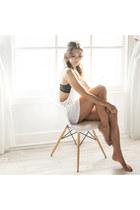 echo bralette True & Co bra - tank Skingraft Designs top