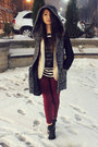 Black-urban-outfitters-boots-black-soia-kyo-coat