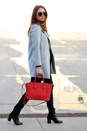 OASAP bag - asos shoes - Mango sweater