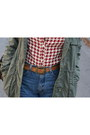 Vintage-shorts-gate-boots-new-yorker-jacket-asos-bag-vintage-blouse