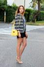 Bershka-blazer-dresslink-shorts-newdress-sunglasses
