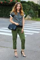 Zara shoes - Zara pants - Zara top