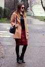 Asos-boots-oasap-coat-oasap-sweater-new-yorker-bag-missguided-skirt