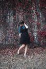 Black-tulle-dress