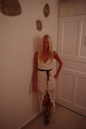 white kate moss 4 topshop dress