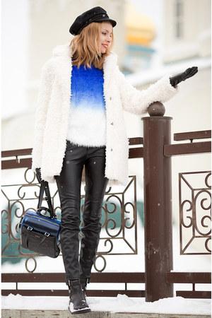 blue OASAP sweater