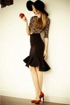 black choiescom skirt