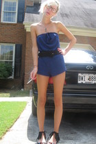 American Apparel shorts - forever 21 shoes