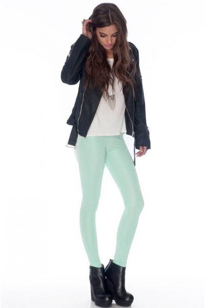 polyester Tobi leggings