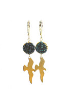 Tocca Jewelry earrings