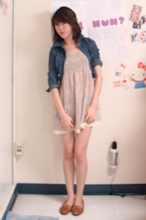 michellelaura jacket - michellelaura dress - franco sarto shoes - forever 21 sho