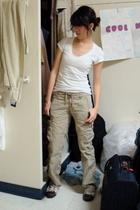 forever 21 shirt - Ralph Lauren pants - Harajuku Lovers shoes