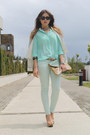Blanco-bag-queens-wardrobe-blouse-zara-pants-zara-heels