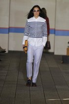 Tommy Hilfiger shirt - Tommy Hilfiger bag - Tommy Hilfiger loafers