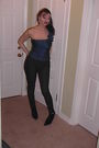 Blue-bebe-top-black-bebe-leggings-black-babyphat-boots