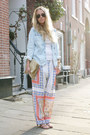 Maurie-and-eve-pants-maison-scotch-jacket-zara-purse-prada-sandals