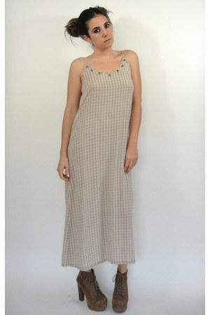 Total Recall Vintage dress
