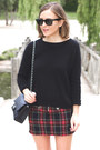 Black-chanel-bag-black-ray-ban-sunglasses-black-the-kooples-jumper