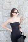 Gray-wolford-dress-black-celine-bag-black-the-row-sunglasses