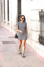Navy-theory-dress-navy-celine-bag-black-ray-ban-sunglasses