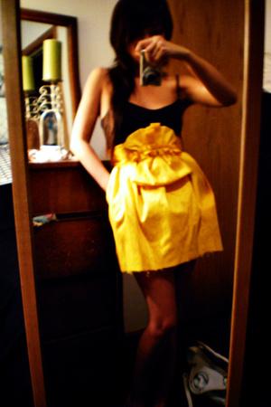 thrifted charlotte russe - skirt