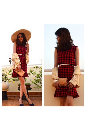 flannel Koogal dress