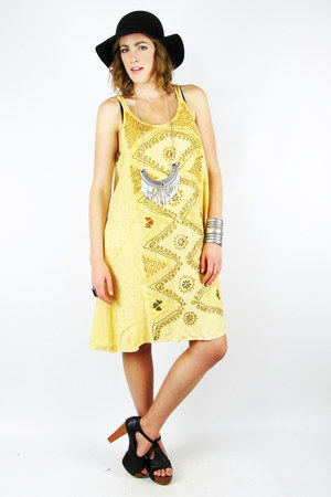 light yellow Trashy Vintage dress