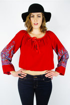 Red-trashy-vintage-blouse