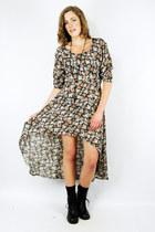 black Trashy Vintage dress