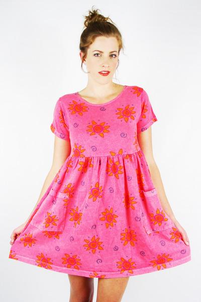 hot pink baby dress - photo #32