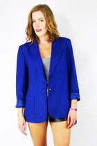 blue Trashy Vintage blazer