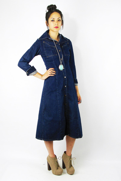 navy Trashy Vintage dress