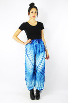 blue Trashy Vintage pants