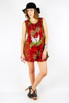 ruby red Trashy Vintage dress