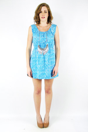 sky blue Trashy Vintage dress