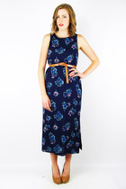 Navy-trashy-vintage-dress
