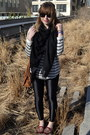 Heather-gray-h-m-top-black-marc-jacobs-for-target-scarf