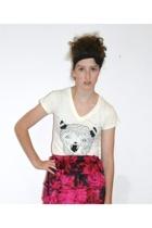 Talula skirt - Luella t-shirt