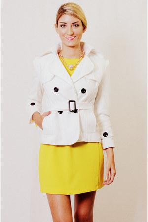 white snow white Trendabelle jacket