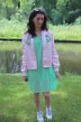Aquamarine-sammydress-dress-bubble-gum-sammydress-jacket