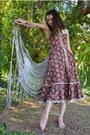 Crimson-gunn-sax-by-jessica-mcclintock-dress