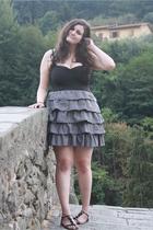 H&M dress - shoes