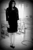 H&M dress - solo soprani shoes