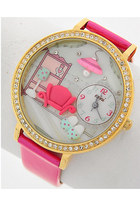 miniature watch tricisny watch