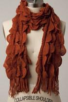 Ruffle-scarf-scarf