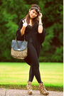 Black-victorias-secret-joyce-leslie-leggings-forever-21-purse-bamboo-shoes